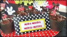 Mickey Mouse Birthday Party Ideas | Photo 2 of 21 | Catch My Party