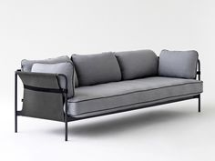 Ronan and Erwan Bouroullec have reinvigorated the whole idea of the sofa with the Hay Can Sofa. Something inherently complicated has been transformed into something simple, relaxed and for everyone.