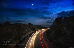 Night Turn by thrasivoulospanou