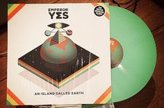 The UK psychedelic pop band pressed ground-up dust from a meteorite that landed on Earth in the 16th century into 100 copies of the appropriately-titled 'An Island Called Earth'. The album, put out on Alcopop! Records, became known as 'the cosmic vinyl'.