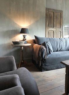 * g r e y * oh my. to dye or not to dye my sofa covers grey?
