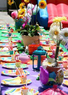 Ideas para decorar tu evento