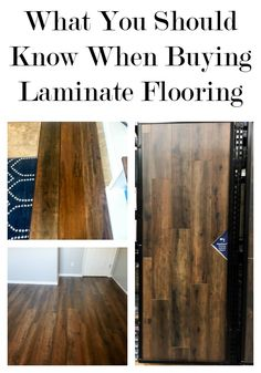 What You Should Know When Buying Laminate Flooring.  These tips will save you tons of time when you are shopping for laminate!  #sponsored