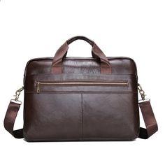 54e06929c4f skutečné pravé kožené aktovky pánské značky luxusní Business kabelka Módní  oděv pánské tašky diamantová mřížka