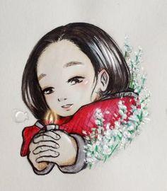 Ji Eun Tak (Goblin) by chocolabomb on DeviantArt Ost Goblin, Goblin Art, Goblin Kdrama Fanart, Rapunzel Drawing, Goblin The Lonely And Great God, Goblin Korean Drama, Goblin Gong Yoo, Korean Art, Boys Over Flowers