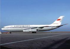 Aeroflot Ilyushin IL86