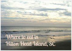 Where to eat in Hilton Head Island