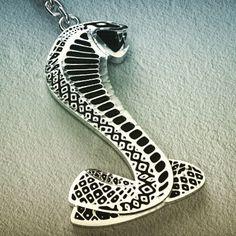 #keychain #egyediékszer #masterpiece #kulcstartó #ezüst #shelbycobra  www.ekszercenter.hu