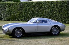 1953 Maserati A6GCS with coachwork by Pinin Farina
