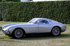 1953 Maserati A6GCS with coachwork by Pinin Farina