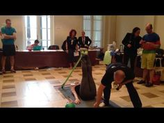 Pilates Heritage Congress 2015 Michael King Mattools Demo - Part3 - YouTube