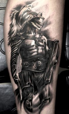 Tattoo Artist - Billi Murran - warriors tattoo | www.worldtattoogallery.com