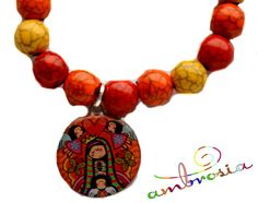 AMBROSIA  Bracelet with Pendant Exclusive Designs in Clothing and Accessories for Infants and Children