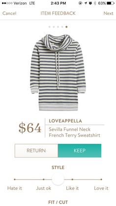 Love! So cozy. Could wear to work or at home. Ooh Camping