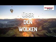 Eine Ballonfahrt durch die Kitzbüheler Alpen - LIBRO Ballon Cup 2018 - YouTube Youtube, Movies, Movie Posters, Summer, Films, Film Poster, Cinema, Movie, Film