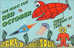 Rave flyer - Southern CA 1992 - flyer by Nebulous Graphics