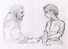 Sigrid hobbit art tumblr - Google Search
