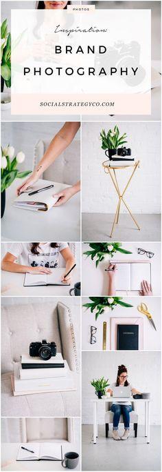 Brand photography inspiration | brand photos for social media | brand photos visual identity | brand photo ideas | brand boards