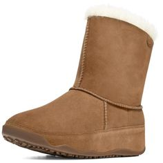 Fitflop - Mukluk - Shearling Chestnut (Womens)