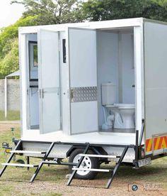 Mobile toilet