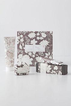 Love Lollia. This scent is divine. Lollia Bath Trio Gift Set #anthropologie