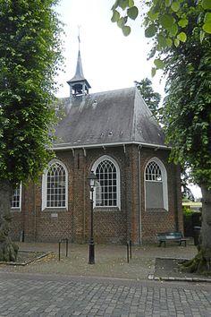 Kerkje, Eersel, Noord-Brabant.