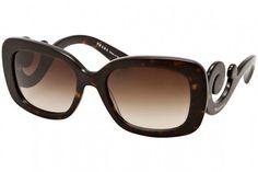 Sluneční brýle Prada Minimal Baroque PR27OS 2AU6S1 - velikost M