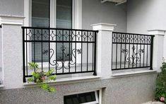pager minimalis Grill Gate Design, Fence Gate Design, Balcony Grill Design, Steel Gate Design, Balcony Railing Design, Iron Gate Design, Staircase Design, Door Design, Casa Retro
