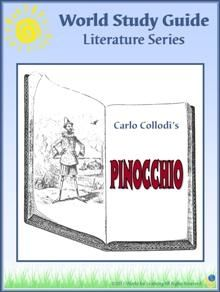 World Study Guide: Literature Series - Pinocchio - World for Learning | CurrClick