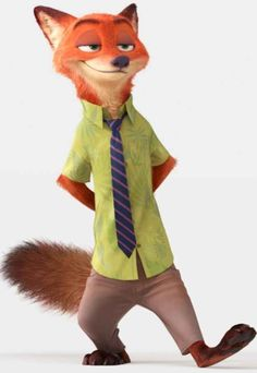 Are You More Nick Wilde Or Judy Hopps From Zootopia?