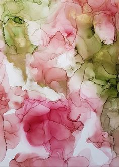 Beautiful alcohol ink art by JulieMarieDesign.Artist Share Their Alcohol Ink Tips – Happily Ever Crafty - Gina Leone - Alcohol inks are one of my favorite mediums to work with! They create absolutely stunning art and are such a fun medium to work w Alcohol Ink Crafts, Alcohol Ink Painting, Alcohol Ink Art, Buy Alcohol, Abstract Watercolor, Watercolor Flowers, Watercolor Paintings, Abstract Art, Art Paintings