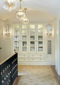 Sussan Furniture Turn your standard wall closet into a custom built in closet & dresser ...