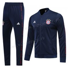 uusoccer provides cheap and quality Bayern München Royal Blue Soccer Jacket Uniform-LH with the information of price, image, size, style and others, easy for you to buy! Football Jackets, Football Shirts, Soccer Jerseys, Arsenal Soccer, Jersey Atletico Madrid, Thailand, Team Uniforms, Adidas, Shopping