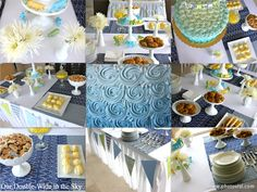 Double-Wide in the Sky: A SPECIAL BABY SHOWER