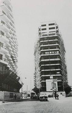 Skyscraper, Building, Antique Photos, Facades, Skyscrapers, Buildings, Architectural Engineering, Tower