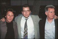 Charlie Sheen, Emilio Estevez and Martin Sheen