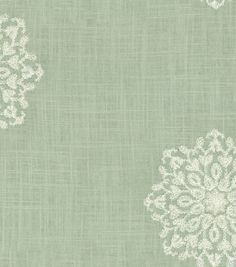 settee Upholstery Fabric-Waverly Estrella MistUpholstery Fabric-Waverly Estrella Mist,