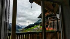 #austria #hintertux #window