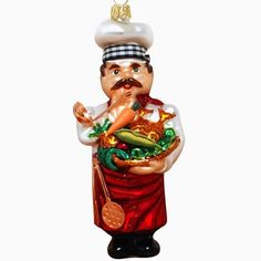 Ornaments to Remember: CHEF Christmas Ornament