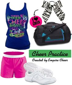 Caitlyn Cute Cheer Practice Youth Soffe Shorts