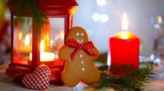 Новогодние и зимние обои на рабочий стол