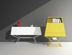 Bonaldo 2014: four new products by architect Gino Carollo