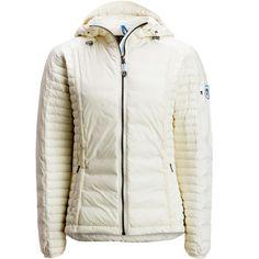 KÜHL - Spyfire Hooded Down Jacket - Women's - Ivory