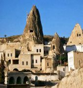 #Low #Cost #Hotel: AYDINLI CAVE HOUSE HOTEL, Cappadocia, TURKEY. To book, checkout #Tripcos. Visit http://www.tripcos.com now.