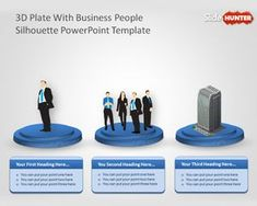 Free weather forecast powerpoint template denenecek tarifler free 3d plate powerpoint template with business people and silhouettes is a simple but useful powerpoint toneelgroepblik Images