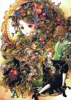 [Gallery] Tuyển tập tranh của Nao Tsukiji (tác giả Adekan) | Beedance07