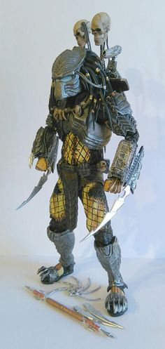 Chopper Predator, AvP 2004