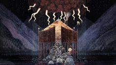 Song of the Sea animated feature film directed by Tomm Moore (The Secret of Kells).
