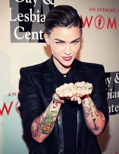 Ruby Rose will star as Stella Carlin in Orange Is The New Black's third season