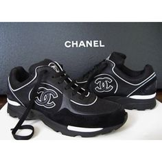 Chanel runners... Sport Luxe <3